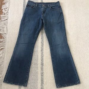RALPH LAUREN Polo Jeans Kelly Jean Low Rise 10x32